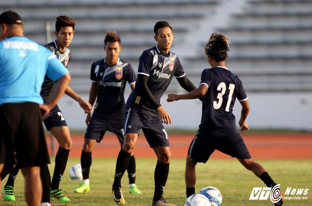 Ngoi sao U23 Myanmar: Viet Nam manh nhu chung toi thoi ma hinh anh 3