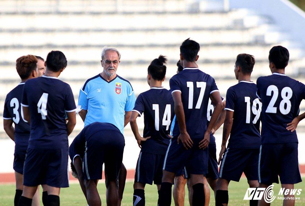 Ngoi sao U23 Myanmar: Viet Nam manh nhu chung toi thoi ma hinh anh 4