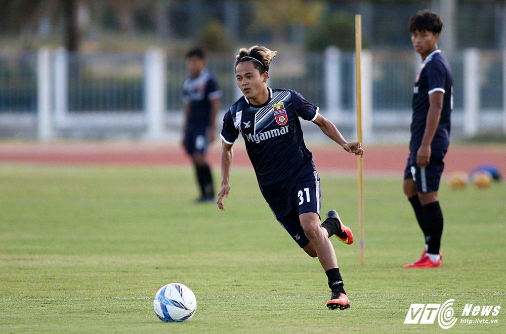 Ngoi sao U23 Myanmar: Viet Nam manh nhu chung toi thoi ma hinh anh 10
