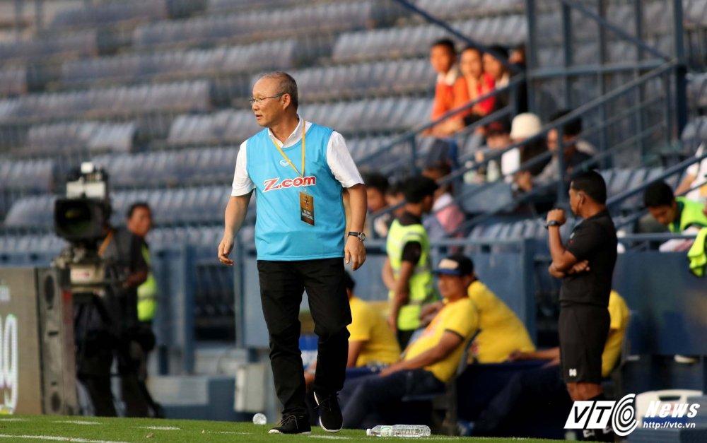 'U23 Viet Nam cua Park Hang Seo qua dang cap' hinh anh 2