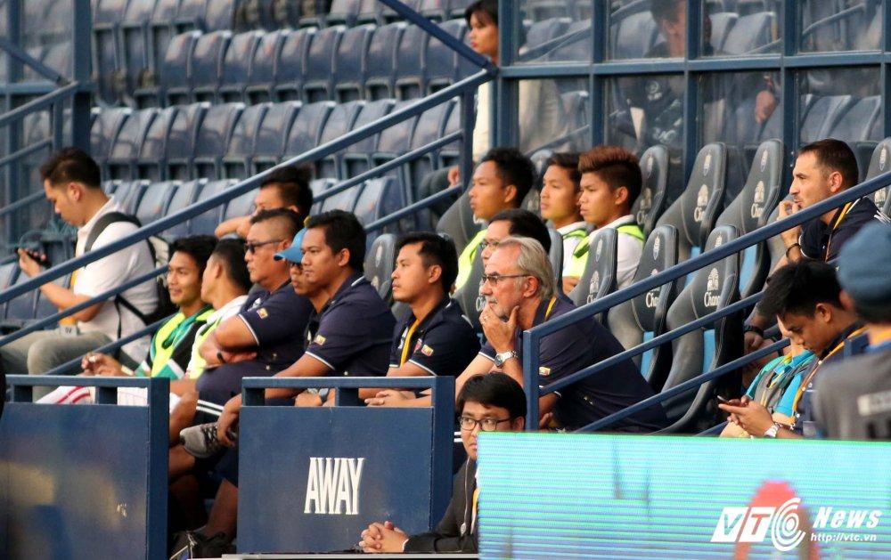 'U23 Viet Nam cua Park Hang Seo qua dang cap' hinh anh 1