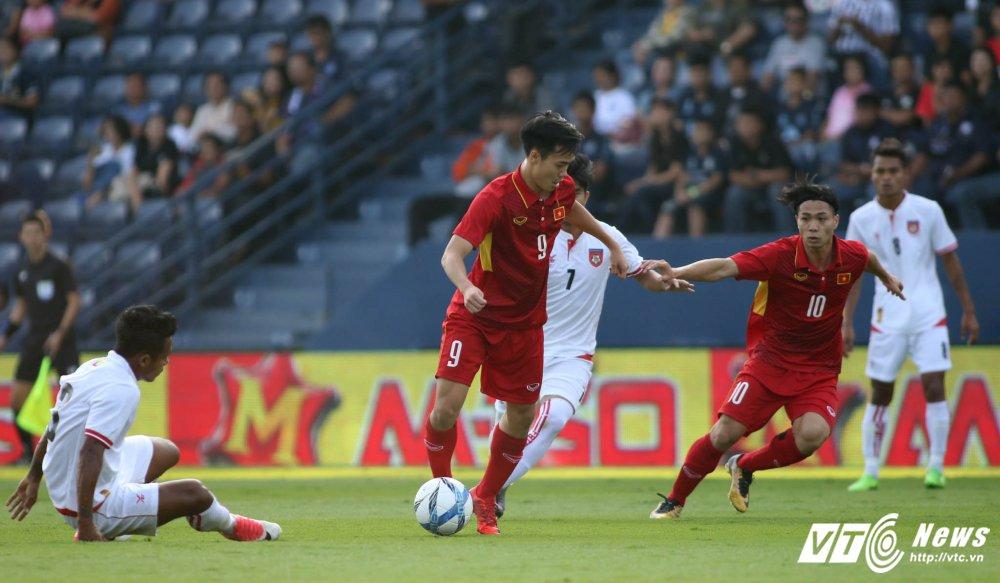 Xem truc tiep U23 Viet Nam vs U23 Uzbekistan giao huu M-150 2017 hinh anh 13