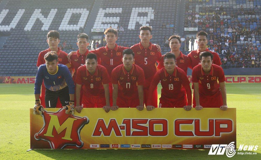 Dung hinh man 'khieu vu' cua U23 Viet Nam tren san bong Ngoai hang hinh anh 2