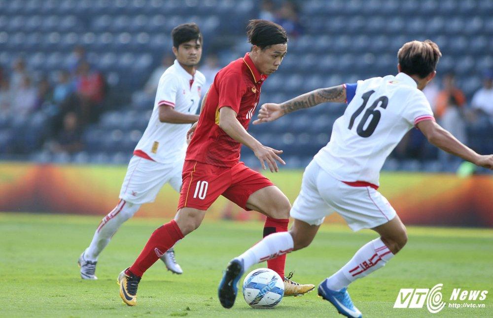 Dung hinh man 'khieu vu' cua U23 Viet Nam tren san bong Ngoai hang hinh anh 9