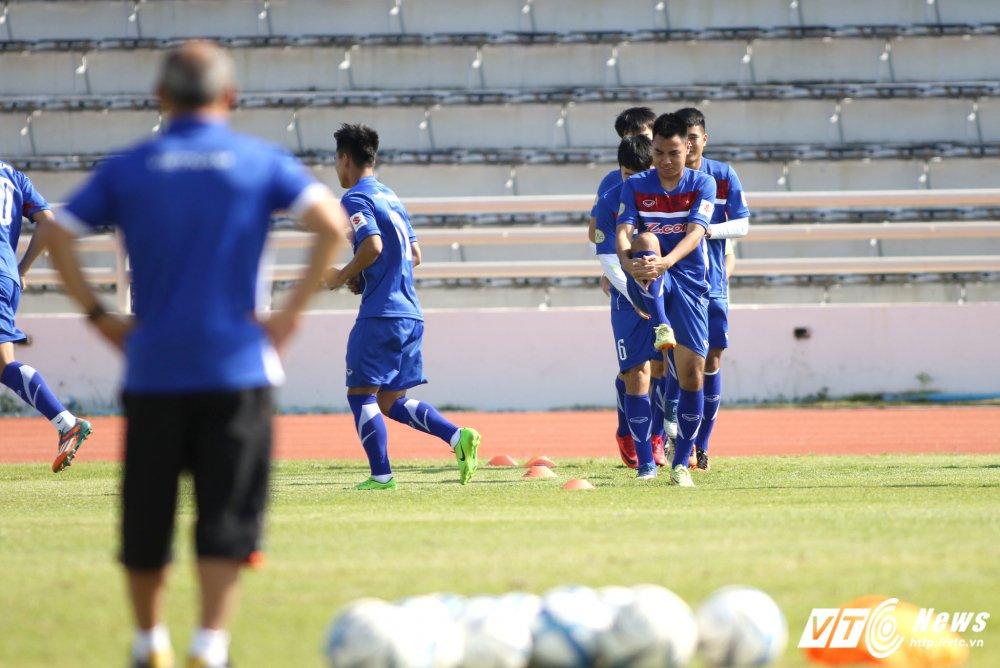 HLV Park Hang Seo: 'Ong bo' tan tuy cua U23 Viet Nam hinh anh 11
