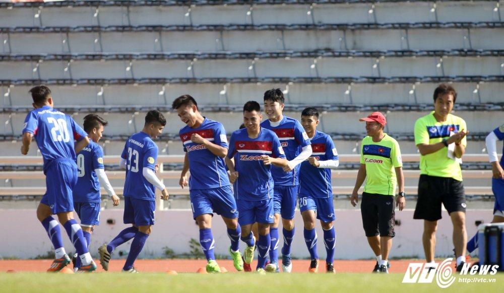 HLV Park Hang Seo: 'Ong bo' tan tuy cua U23 Viet Nam hinh anh 14