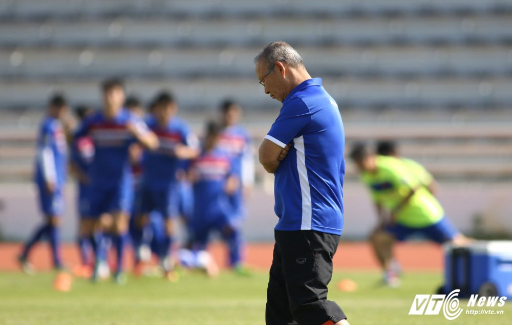 HLV Park Hang Seo: 'Ong bo' tan tuy cua U23 Viet Nam hinh anh 15