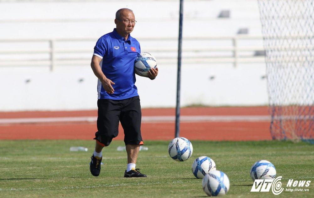 HLV Park Hang Seo: 'Ong bo' tan tuy cua U23 Viet Nam hinh anh 23