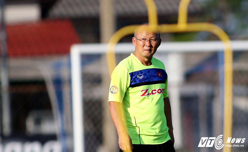 HLV Park Hang Seo: 'Ong bo' tan tuy cua U23 Viet Nam hinh anh 5