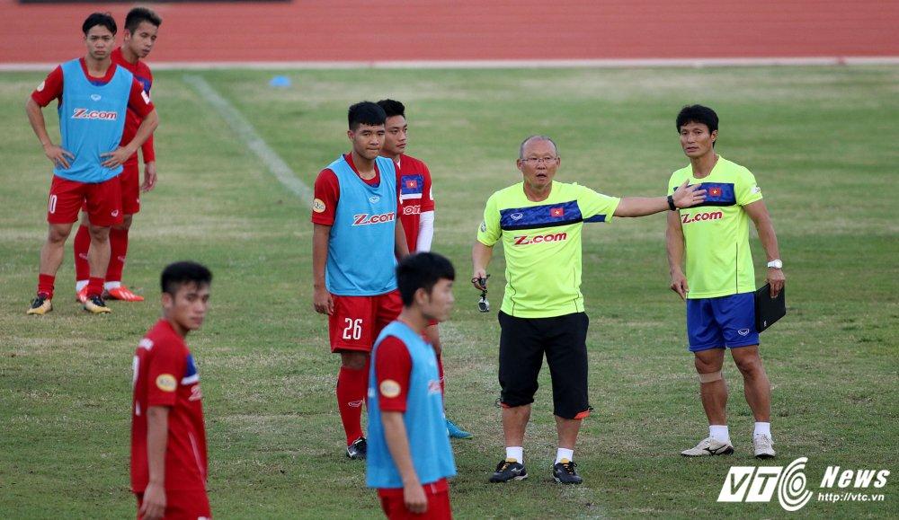 Nhan dinh U23 Viet Nam vs U23 Uzbekistan: Chieu di cua HLV Park Hang Seo hinh anh 1