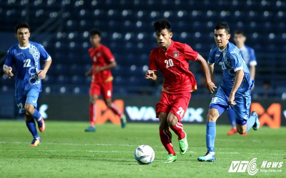 'Co bo tu nguyen tu, U23 Viet Nam ngan gi U23 Uzbekistan' hinh anh 9
