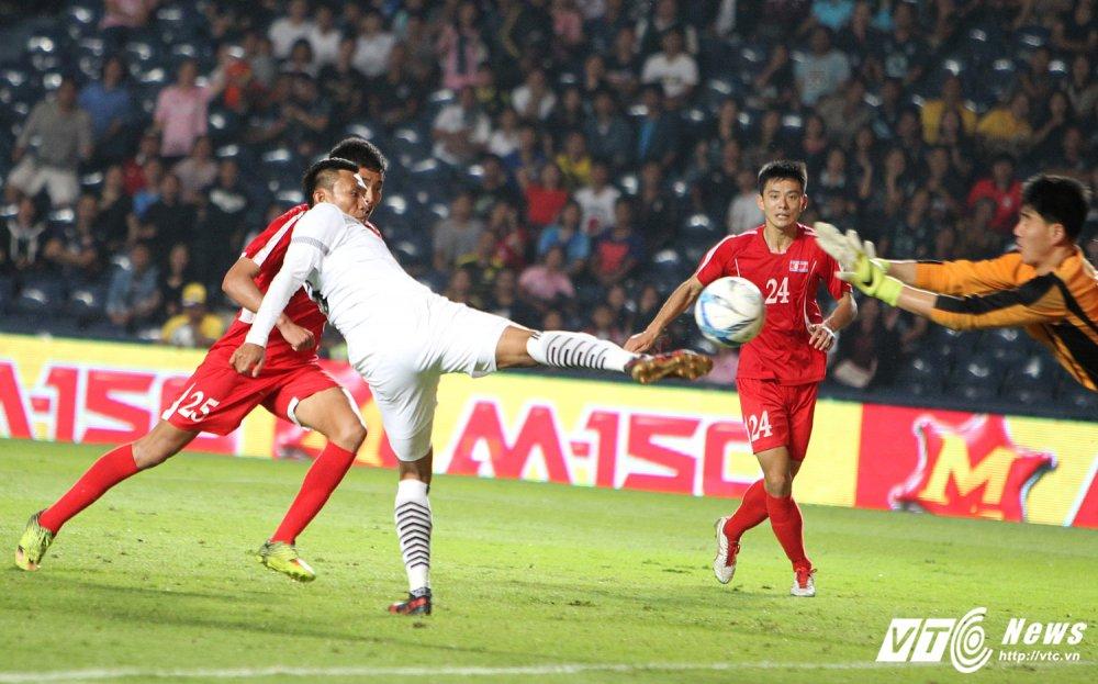 U23 Thai Lan 0-1 U23 Trieu Tien: Ban thang sap dat cuoc doi dau dinh menh hinh anh 14