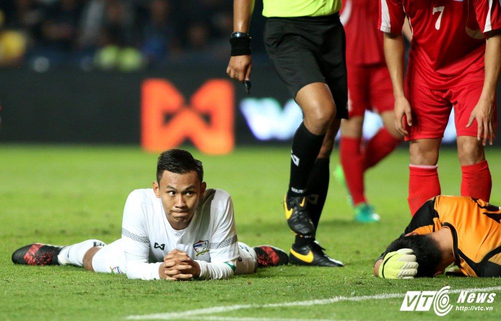 U23 Thai Lan 0-1 U23 Trieu Tien: Ban thang sap dat cuoc doi dau dinh menh hinh anh 15