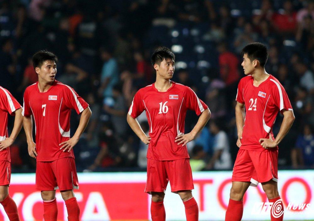 U23 Thai Lan 0-1 U23 Trieu Tien: Ban thang sap dat cuoc doi dau dinh menh hinh anh 16