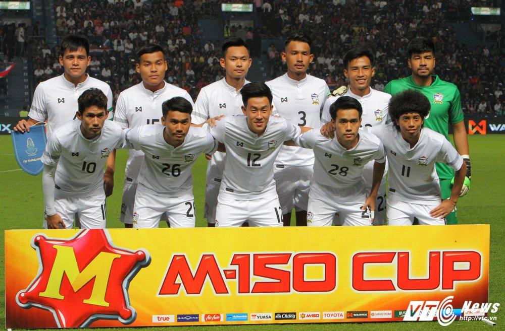 U23 Thai Lan 0-1 U23 Trieu Tien: Ban thang sap dat cuoc doi dau dinh menh hinh anh 1