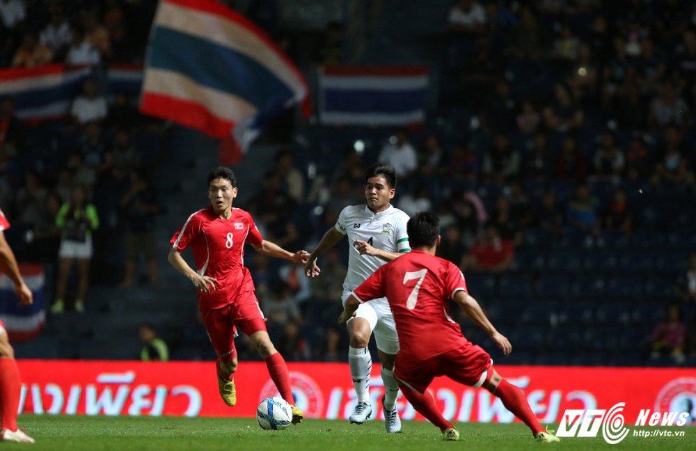 U23 Thai Lan 0-1 U23 Trieu Tien: Ban thang sap dat cuoc doi dau dinh menh hinh anh 5