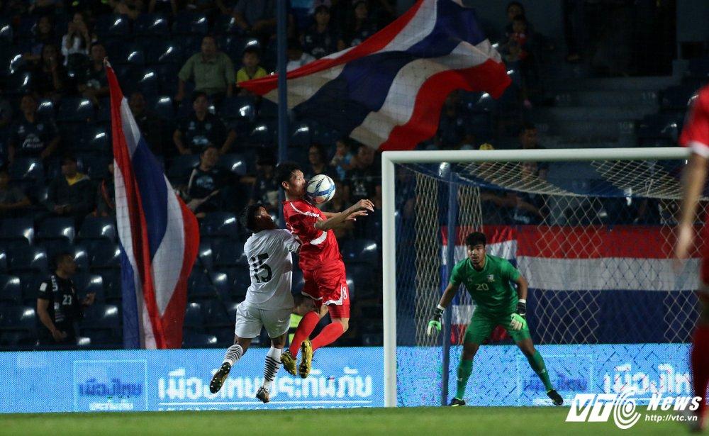 U23 Thai Lan 0-1 U23 Trieu Tien: Ban thang sap dat cuoc doi dau dinh menh hinh anh 6