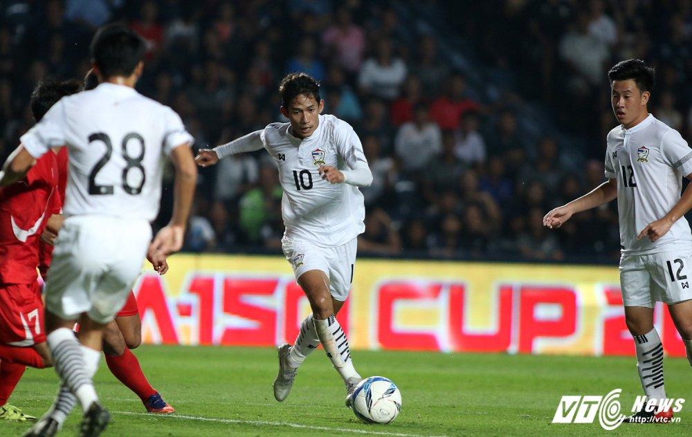 U23 Thai Lan 0-1 U23 Trieu Tien: Ban thang sap dat cuoc doi dau dinh menh hinh anh 8