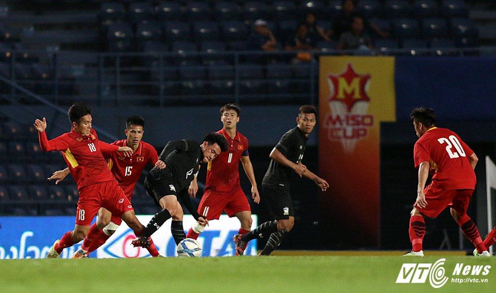 Thang U23 Thai Lan, HLV Park Hang Seo nhay cang vui suong hinh anh 15