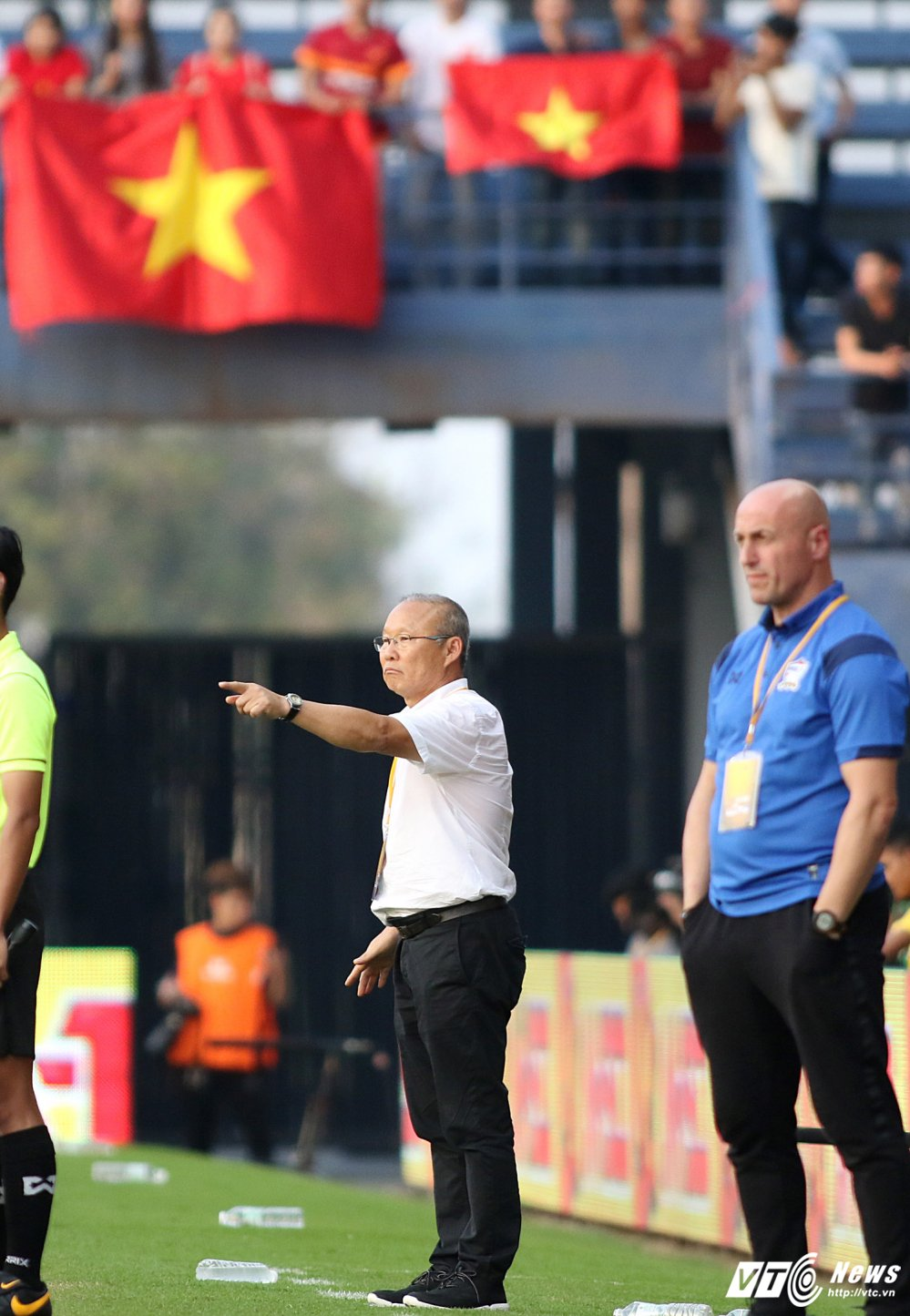 Thang U23 Thai Lan, HLV Park Hang Seo nhay cang vui suong hinh anh 5