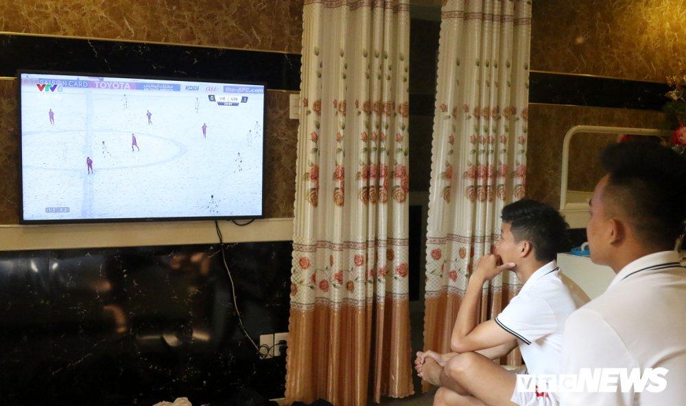Cau thu HAGL am tham tiep lua cho U23 Viet Nam hinh anh 2