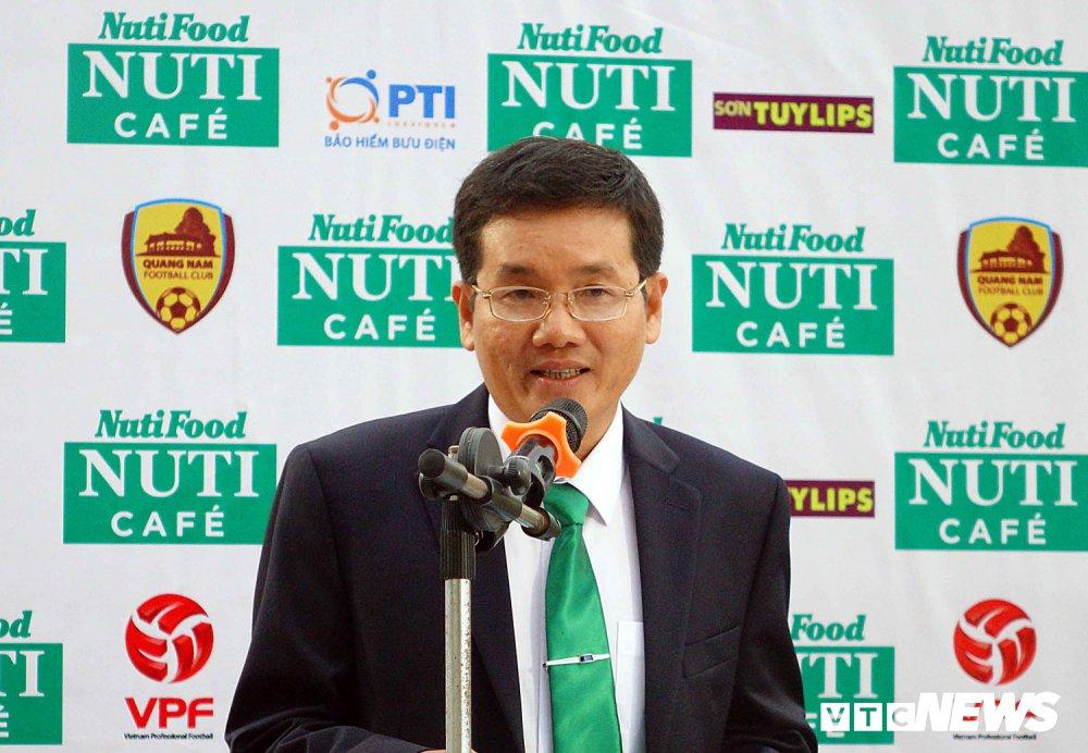V-League 2018: Nutifood san sang thuong nong cho bong da dep hinh anh 1