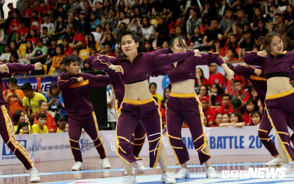 Anh: Nhung bai nhay cuc dep tai Dance Battle VUG 2018 hinh anh 1