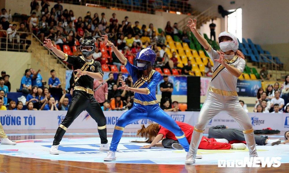 Anh: Nhung bai nhay cuc dep tai Dance Battle VUG 2018 hinh anh 12