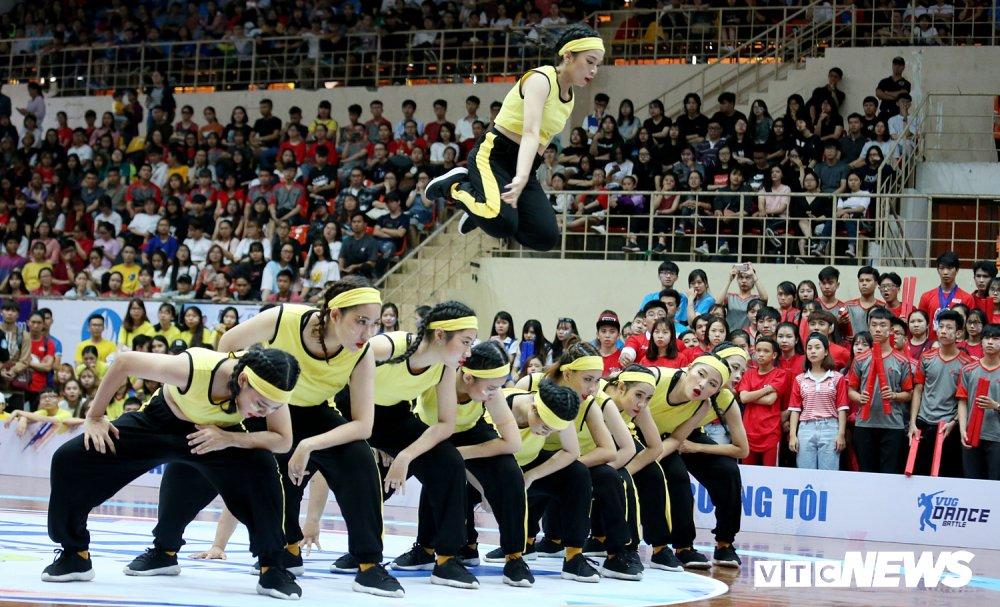 Anh: Nhung bai nhay cuc dep tai Dance Battle VUG 2018 hinh anh 14