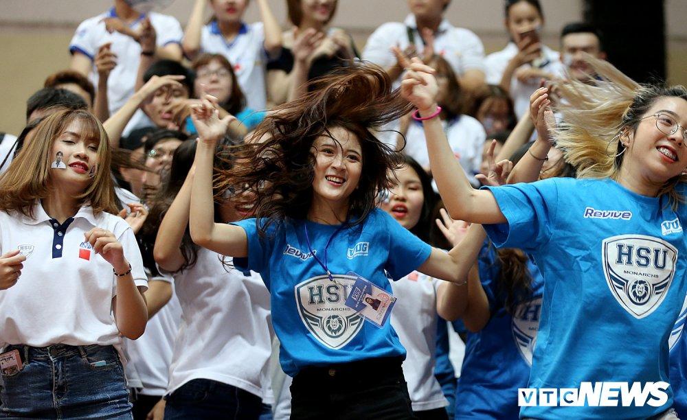 Anh: Nhung bai nhay cuc dep tai Dance Battle VUG 2018 hinh anh 16