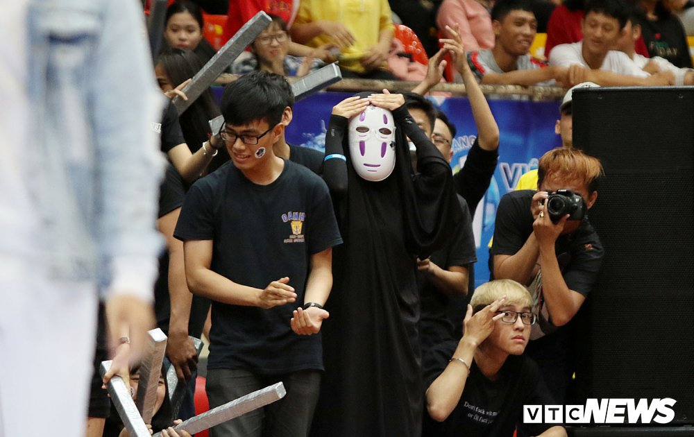 Anh: Nhung bai nhay cuc dep tai Dance Battle VUG 2018 hinh anh 21