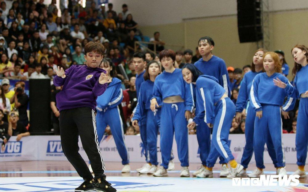 Anh: Nhung bai nhay cuc dep tai Dance Battle VUG 2018 hinh anh 27