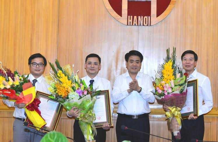 Ong Pham Quy Tien lam Chanh van phong UBND TP Ha Noi hinh anh 1