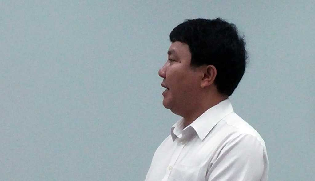Lat tau tren song Han: Dinh chi giam doc Cang vu Da Nang hinh anh 1