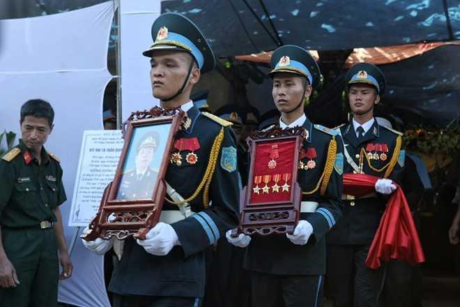 Phi cong Tran Quang Khai duoc truy tang Huan chuong Bao ve To quoc hinh anh 2