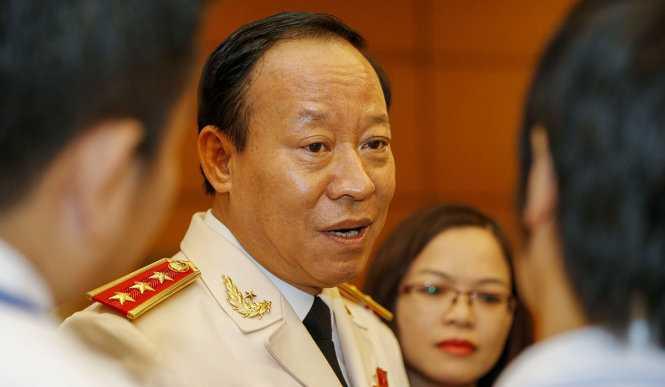 Thuong tuong Le Quy Vuong: 'Dieu tra vu thua lo 3.000 ty o PVC ap luc ve quan he' hinh anh 1