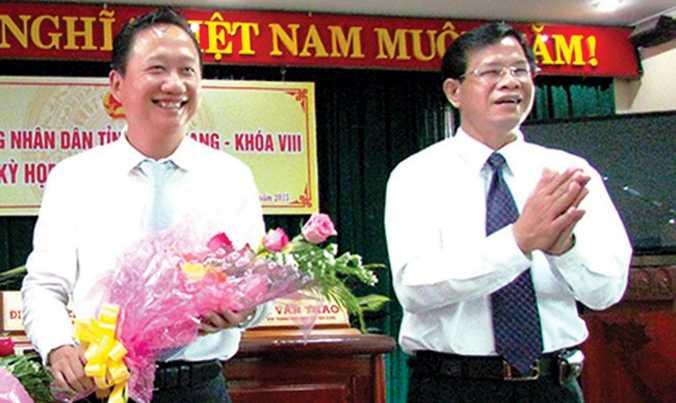 Bi thu Hau Giang: Chua hop kiem diem vu ong Trinh Xuan Thanh hinh anh 1