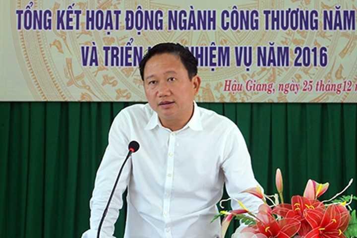Con trai ong Trinh Xuan Thanh duoc thang chuc sau 5 thang lam viec hinh anh 2