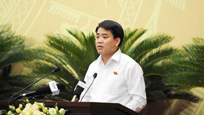 Chu tich Nguyen Duc Chung: Kiem tra thong tin canh sat PCCC co san sau hinh anh 1