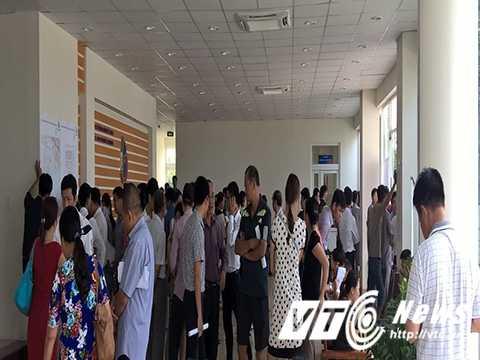 'Nong' tai Cienco 5 va Cienco 5 Land: Nguy co hang tram nguoi 'sap bay vit troi Thanh Ha'? hinh anh 1