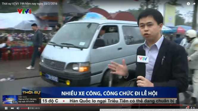 Can bo di chua gio hanh chinh: Bo truong Tran Tuan Anh yeu cau xem xet ky luat hinh anh 1