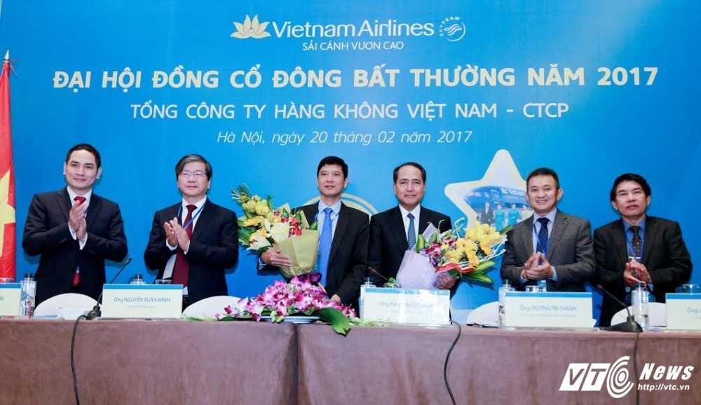 Vietnam Airlines tang von 'khung' sau IPO hinh anh 1