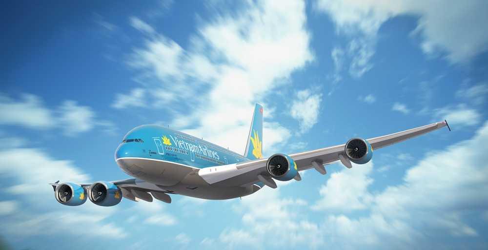 Phi cong cho may bay Vietnam Airlines ha canh khan cap de cuu khach hinh anh 1