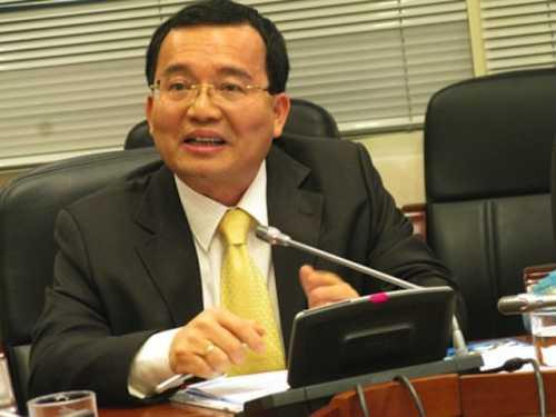 Dieu chuyen chu tich PVN Nguyen Quoc Khanhve Bo Cong thuong hinh anh 1
