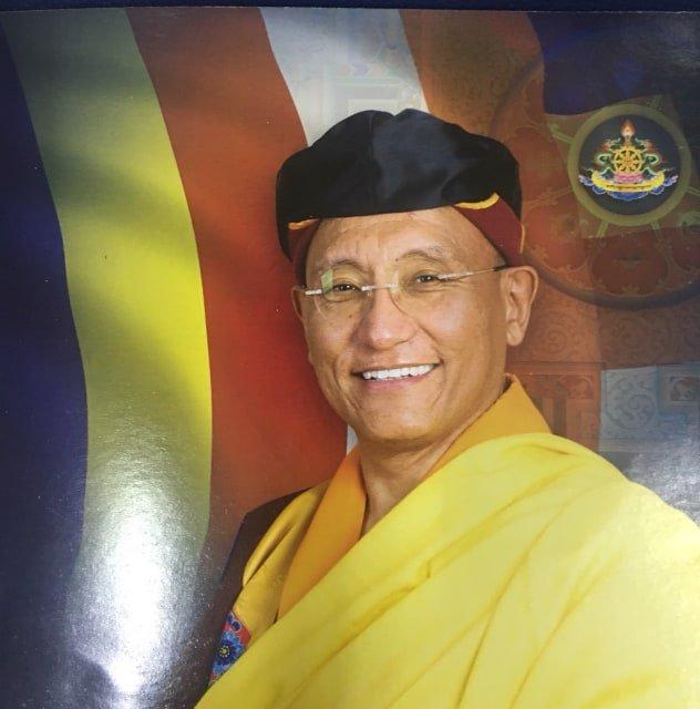 Duc Gyalwang Drukpa tham Viet Nam, cau nguyen quoc thai dan an hinh anh 1