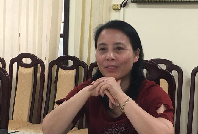 Pho Giam doc So GD&DT Hoa Binh: Khong cong bo danh sach gian lan thi cu vi 'so ton thuong' thi sinh hinh anh 1