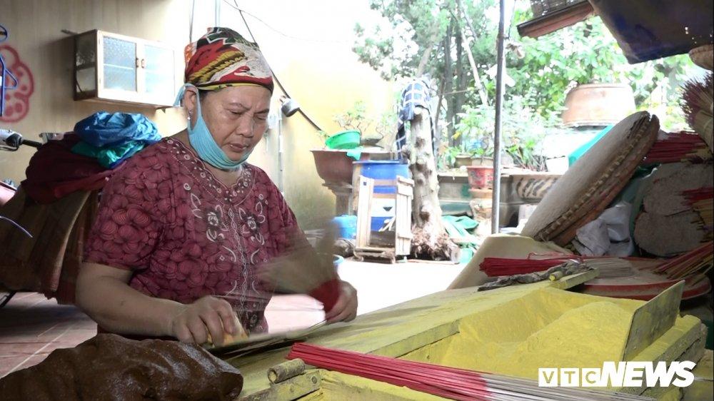 Anh: Lang lam huong Cao Thon nhon nhip vao vu Tet hinh anh 3