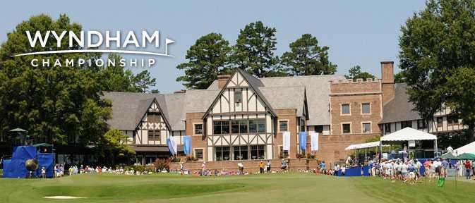 Wyndham Championship: Giai golf quoc te gay quy tu thien hinh anh 1