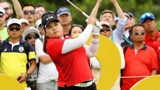 Golf Olympic 2016: Inbee Park mang vinh quang ve cho Han Quoc hinh anh 1