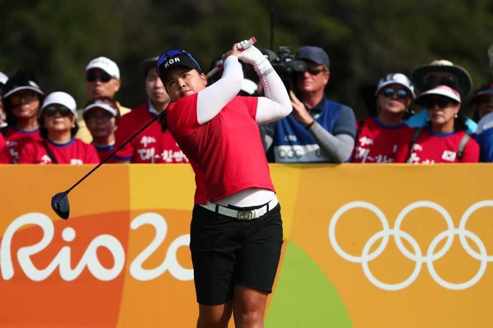 Thanh cong sau 112 nam, golf nham tuong lai ruc ro o Olympic 2020 hinh anh 2